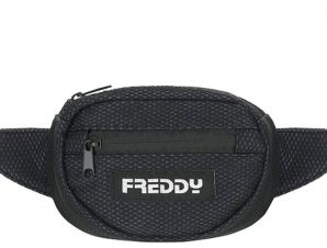 Τσαντάκι Μέσης Freddy Mε Λογότυπο SHB101GM-N