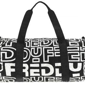 Τσάντα Γυμναστηρίου Freddy Packable duffel bag with a reflective print PACKDBA5-NS