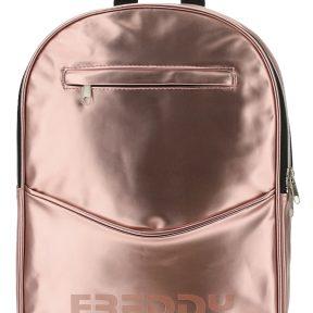 Τσάντα Πλάτης Freddy Metallic faux leather backpack PUPACKSG-P