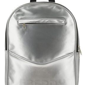 Τσάντα Πλάτης Freddy Metallic faux leather backpack PUPACKSG-S