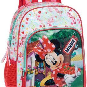 Σχολική Τσάντα Disney Minnie Strawberry Jam 8435306290114