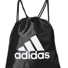 Τσάντα Πλάτης adidas Gym Sack DT2596-BLACK-BLACK-WHITE