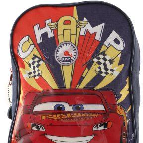 Σχολική Τσάντα Cars Νηπιαγωγείου 27cm x 21cm x 8cm 1000E27-9589T-MULTICOLOR