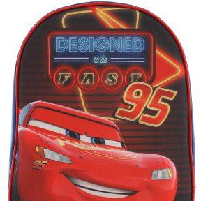 Σχολική Τσάντα Cars Νηπιαγωγείου 28cm x 22cm x 10cm 1029EEVA-9178-MULTICOLOR