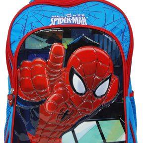 Σχολική Τσάντα Spiderman Δημοτικού 41cm x 31cm x 14cm 674111P23-MULTICOLOR