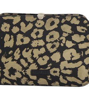Τσάντα Ώμου Christian Lacroix Porte Travers MILY9MCL683K5E08-LEOPARD-GOLDBLACK