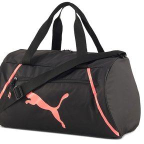 Τσάντα Γυμναστηρίου Puma AT ESS barrel Pearl 077854-03
