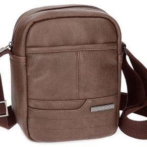 Τσάντα Ώμου Movom 15 x 19.5 x 8 cm 5365162-BROWN