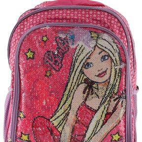Σχολική Τσάντα Barbie Δημοτικού 43cm 1023P-8120-MULTICOLOR