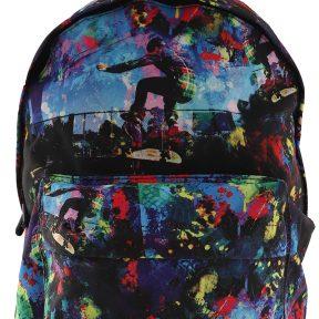 Σχολική Τσάντα Blink Γυμνασίου-Λυκείου 41cm x 28cm x 15cm 120625B-MULTICOLOR