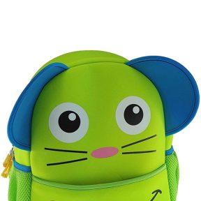 Σχολική Τσάντα Animal Friends Mouse 5202860600337-GREEN