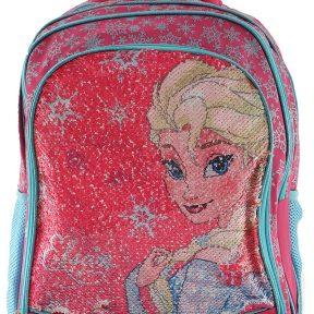Σχολική Τσάντα Frozen Δημοτικού Sequin 43cm x 33cm x 15cm 1023P-8102-MULTICOLOR