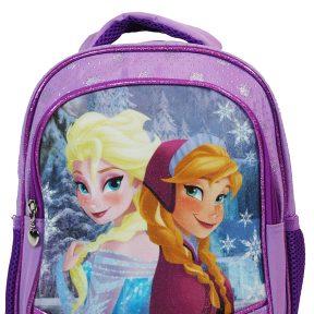 Σχολική Τσάντα Frozen Νηπιαγωγείου Με Μπροστινή Τσέπη 29cm x 23cm x 9cm 5755029P-MULTICOLOR