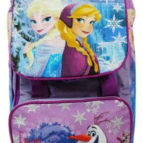 Σχολική Τσάντα Frozen Δημοτικού Τετράγωνη 39cm x 27cm x 13cm 5755111P-MULTICOLOR