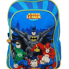 Σχολική Τσάντα Justice League Δημοτικού 43cm x 33cm x 15cm 9825023P-MULTICOLOR
