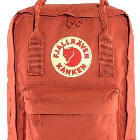 Τσάντα Πλάτης Fjallraven Kanken Mini Rowan Red 23561-333-333