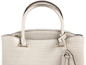 Τσάντα Χειρός Nine West Eloise Small NYC110005-WHITE MULTI