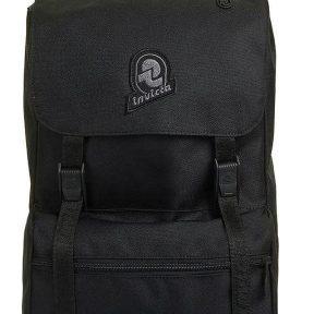 Τσάντα Πλάτης Invicta Jolly Solid S 206002076899-BLACK