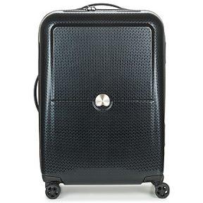 Βαλίτσα με σκληρό κάλυμμα Delsey TURENNE CAB 4R 55CM Εξωτερική σύνθεση : Συνθετικό & Εσωτερική σύνθεση : Ύφασμα