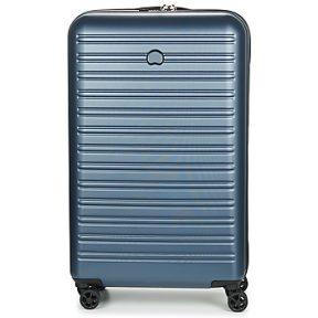 Βαλίτσα με σκληρό κάλυμμα Delsey SEGUR 4DR 78CM Εξωτερική σύνθεση : Συνθετικό & Εσωτερική σύνθεση : Ύφασμα
