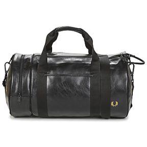 Αθλητική τσάντα Fred Perry TONAL BARREL BAG Εξωτερική σύνθεση : Συνθετικό & Εσωτερική σύνθεση : Συνθετικό