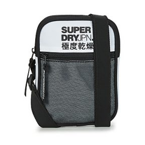 Pouch/Clutch Superdry SPORT POUCH Εξωτερική σύνθεση : Ύφασμα & Εσωτερική σύνθεση : Ύφασμα