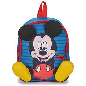 Σακίδιο πλάτης Disney BACKPACK MICKEY Εξωτερική σύνθεση : Ύφασμα & Εσωτερική σύνθεση : Ύφασμα