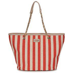 Shopping bag Liu Jo SICURA XL TOTE Εξωτερική σύνθεση : Ύφασμα & Εσωτερική σύνθεση :