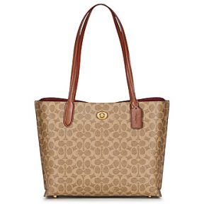 Shopping bag Coach WILLOW TOTE