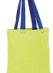Τσαντα Αγορας 100% Canvas Sols Hamilton 01683-887 Πράσινο/Μπλε