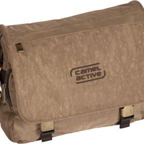 Τσάντα Ταχυδρόμου Journey Μπεζ Camel Active B00-803-25