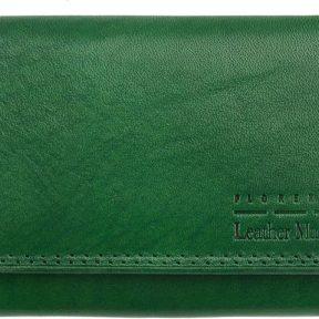 Δερμάτινο Πορτοφόλι Rina V Firenze Leather V908 Πρασινο