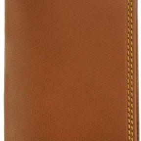 Δερμάτινη Θηκη Καρτών Elia Firenze Leather PC088 Tan