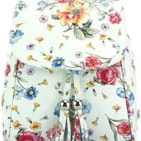 Γυναικείο Δερμάτινο Backpack Lockme Firenze Leather 2008 Fantasy