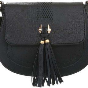 Τσάντα Ώμου Cardinali ZP004-1 Μαύρο