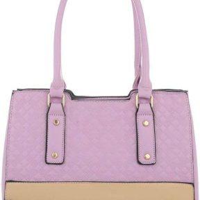 Τσάντα Ώμου Cardinali K670 Ροζ