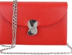 Τσάντα Ώμου Cardinali HL3229 Κόκκινο