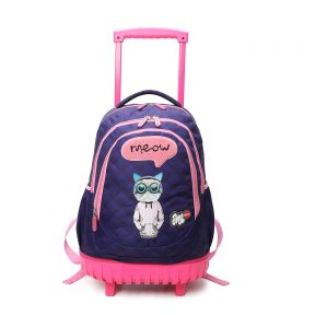 LYC ONE-CAT MEOW TROLLEY BAG