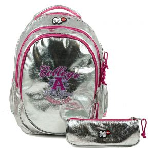 LYC ONE-SILVER COLLEGE Backpack