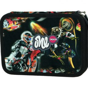 LYC ONE-Let's Run Line filled pencil case