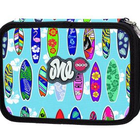 LYC ONE-Surfing Line filled pencil case