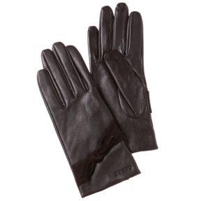 Ανδρικά δερμάτινα γάντια από τον οίκο Guess!