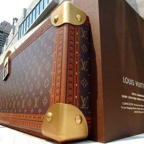 Louis Vuitton : Ένας Μύθος από Βαμβάκι