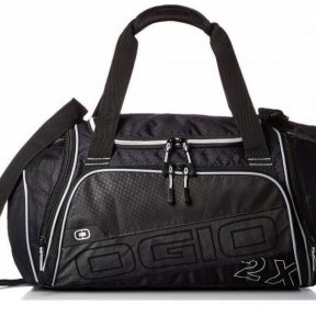 Σακ Βουαγιάζ Endurance 2X Ogio Black/Silver